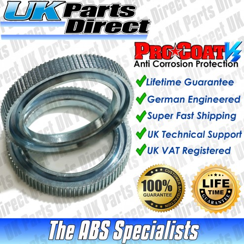 Saab 9000 ABS Reluctor Ring (1984-1989) Front - PRO-COAT V3