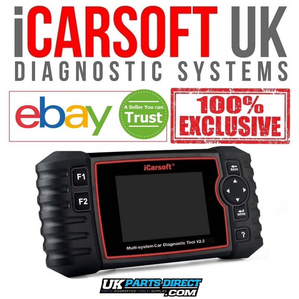 Porsche Diagnostics iCarsoft POR V2 0