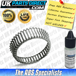 Volkswagen Caddy Mk2 ABS Reluctor Ring (1995-2004) Rear - PRO-COAT V3