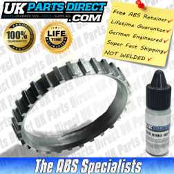 Vauxhall Astramax Van ABS Reluctor Ring (1990-1994) Front - PRO-COAT V3
