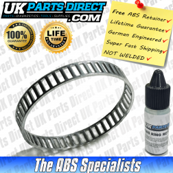 Skoda Superb Mk1 ABS Reluctor Ring (2001-2008) Rear [4WD] - PRO-COAT V3