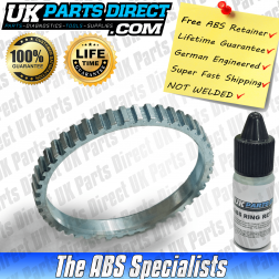 Audi 100 Quattro ABS Reluctor Ring (1982-1994) Rear [96 Teeth] - PRO-COAT V3