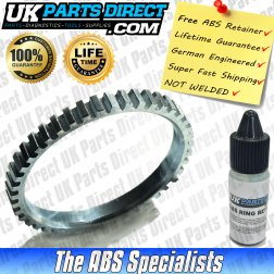 Volvo 480 ABS Reluctor Ring (1986-1996) Front - PRO-COAT V3