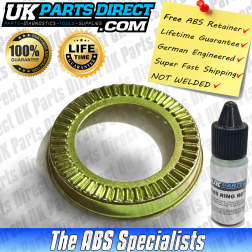 Ford Fiesta Mk4 ABS Reluctor Ring (1995-2002) Rear - PRO-COAT V3