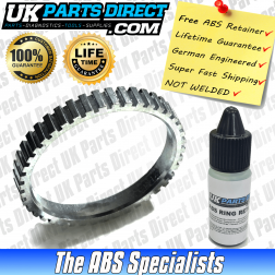 Jaguar S-Type ABS Reluctor Ring [Toothed Style] (1999-2007) Rear - PRO-COAT V3
