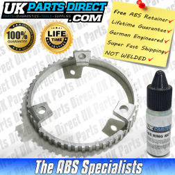 Vauxhall Brava Pick-Up ABS Reluctor Ring (1988-2002) Front - PRO-COAT V3