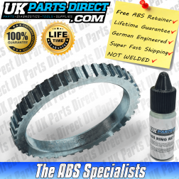 Volvo S40 Mk1 ABS Reluctor Ring (1996-2004) Front - PRO-COAT V3