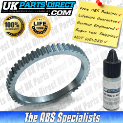 Nissan Almera Mk2 ABS Reluctor Ring (2000-2006) Rear - PRO-COAT V3
