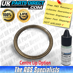 Volkswagen Caddy Mk3 ABS Reluctor Ring [72mm Outer Mounting Face] (2004->) Rear - PRO-COAT V3