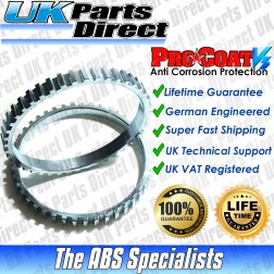 Honda Civic Coupe Mk6 ABS Reluctor Ring [43 Teeth] (1996-2000) Front - PRO-COAT V3