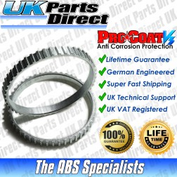 Peugeot 206 ABS Reluctor Ring [48 Teeth-90mm ID] (1998-2010) Front - PRO-COAT V3