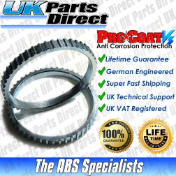 Peugeot 206 Van ABS Reluctor Ring [48 Teeth-86mm ID] (2000-2006) Front - PRO-COAT V3