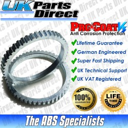 Kia Magentis Mk1 ABS Reluctor Ring (Auto Gearbox) (2001-2005) Front - PRO-COAT V3