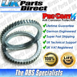 Peugeot 206 ABS Reluctor Ring [48 Teeth-80mm ID] (1998-2010) Front - PRO-COAT V3