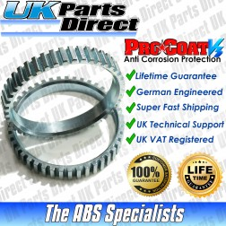 Vauxhall Astra Mk2 Van ABS Reluctor Ring [43 Teeth] (1984-1993) Front - PRO-COAT V3