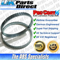 Honda Civic Coupe Mk6 ABS Reluctor Ring [50 Teeth-84mm ID) (1996-2000) Front - PRO-COAT V3