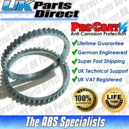 Hyundai Accent Mk2/3 ABS Reluctor Ring [44 Teeth-76mm ID] (2000-2010) Front - PRO-COAT V3