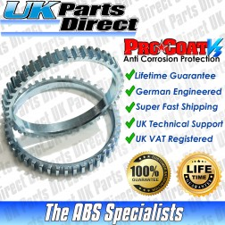 Dodge Attitude ABS Reluctor Ring [44 Teeth-62mm ID] (2000-2010) Front - PRO-COAT V3