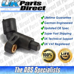 Volkswagen Golf Mk5 ABS Sensor (2004-2008) Rear Left - LIFETIME GUARANTEE