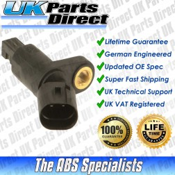 Audi TT Mk1 ABS Sensor (1998-2006) Rear [Non Quattro]- LIFETIME GUARANTEE