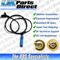BMW 1 Series ABS Sensor (E81/E82/E87/E88) (2003-2014) Rear - LIFETIME GUARANTEE