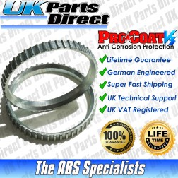 Hyundai Avante Mk2 ABS Reluctor Ring [50 Teeth] (1995-2000) Front - PRO-COAT V3