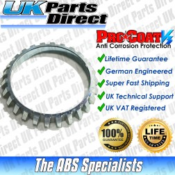 Dacia Logan ABS Reluctor Ring [For Brake Drum] (2004-2013) Rear - PRO-COAT V3