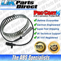 BMW 3 Series [E90/E91/E92/E93] ABS Reluctor Ring and ABS Sensor Kit [NOT 323i/325d/325i/328i/330i/330d/335i/335d/M3] (2005-2013) Rear - LIFETIME GUARANTEE