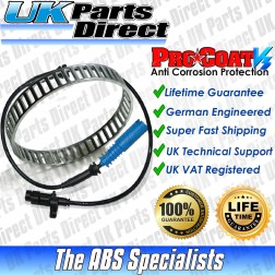 BMW M3 [E46] ABS Reluctor Ring and ABS Sensor Kit (2002-2007) Rear - LIFETIME GUARANTEE
