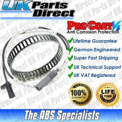 BMW 1 Series [Only Rare Active Steering Models] ABS Reluctor Ring and ABS Sensor Kit (2005-2014) Rear - LIFETIME GUARANTEE