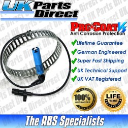 BMW X3 [E83] ABS Reluctor Ring and ABS Sensor Kit (2004-2010) Rear - LIFETIME GUARANTEE