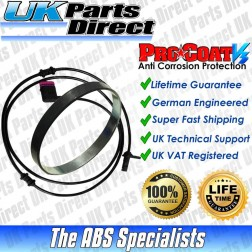 Mercedes E-Class (W211) ABS Reluctor Ring and ABS Sensor Kit (2002-2009) Rear - LIFETIME GUARANTEE