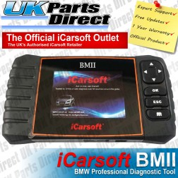 BMW Professional Diagnostic Scan Tool - iCarsoft BMII