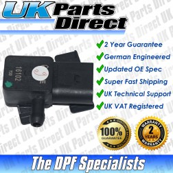 BMW 1 Series DPF Differential Pressure Sensor (E81/E82/E87/E88) (2008-2014) - UPRATED SPEC