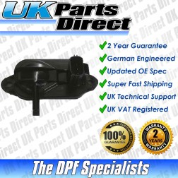 Ford Focus C-Max DPF Differential Pressure Sensor (2003-2007) - UPRATED SPEC