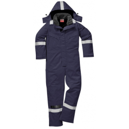 FR Anti-Static Winter Coverall / Boiler Suit - FR53
