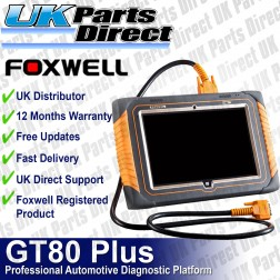 Foxwell GT80 PLUS Professional Automotive Diagnostic Platform