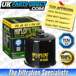 MV Agusta Brutale 1078 RR Oil Filter (09-16) - Hi Flo - TUV APPROVED - HF204RC