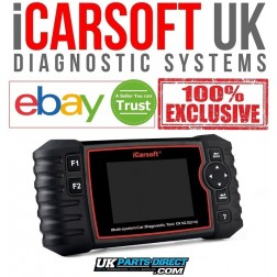 iCarsoft CR V2.0 - 2019 FULL System 5 Makes Diagnostic Tool - The OFFICIAL iCarsoft UK Outlet