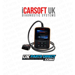 BMW Professional Diagnostic Scan Tool - iCarsoft i910-II **OBSOLETE - NOW REPLACED BY BM V1.0**