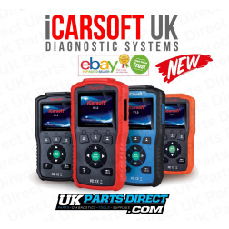 iCarsoft VAWS V1.0 - Audi Professional Diagnostic Scan Tool - iCARSOFT UK
