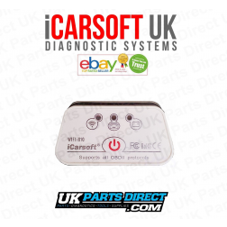 Engine OBDII WIFI Diagnostic Interface - iCarsoft i610 - iCARSOFT UK