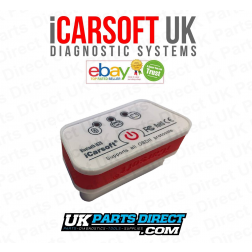 Engine OBDII Bluetooth Diagnostic Interface - iCarsoft i620 - iCARSOFT UK