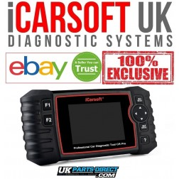 iCarsoft CR PRO - 2019 FULL System ALL Makes Diagnostic Tool - The OFFICIAL iCarsoft UK Outlet