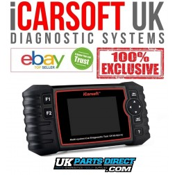 iCarsoft CR V2.0 - 2019 FULL System 5 Makes Diagnostic Tool - Official iCarsoft UK Outlet