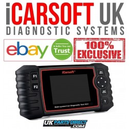 iCarsoft FR V2.0 - Dacia FULL System Diagnostic Scan Tool - The OFFICIAL iCarsoft UK Outlet