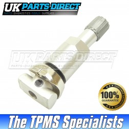 BMW 5 Series Tyre Valve Repair Stem (17-24) - For Schrader Gen Gamma Clamp-In