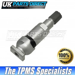 Lancia Flavia Tyre Valve Repair Stem (10-14) - For Schrader Gen Alpha Clamp-In