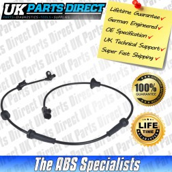 Citroen C1 ABS Sensor (05-19) Rear - 4545E2 - 895440H010 - LIFETIME GUARANTEE