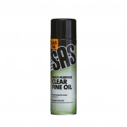 S.A.S Clear Oil